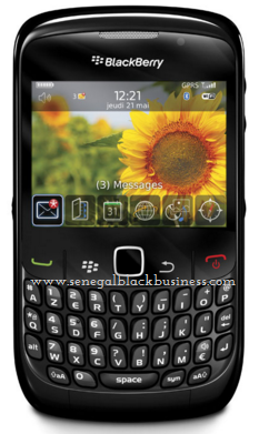 Smartphone BLACKBERRY Curve 8520
