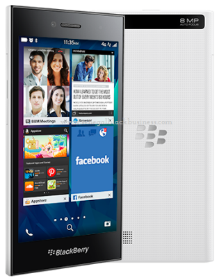 Smartphone BLACKBERRY Leap Blanc